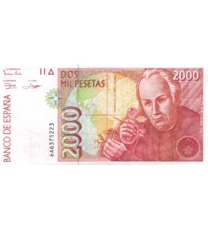 ESPAGNE - 2000 PESETAS...