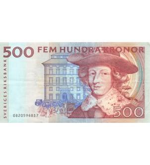 SUEDE - 5000 KRONOR 2000