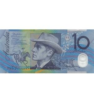 AUSTRALIE - 10 DOLLARS 1993...