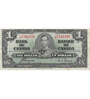 CANADA, GEORGES VI - 1...