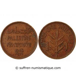 PALESTINE - 1 MIL 1946