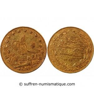 TURQUIE, ABDULHAMID II -...