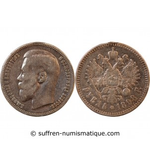 copy of RUSSIE - NICOLAS II...