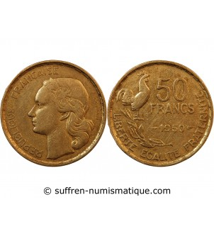 copy of GUIRAUD - 50 FRANCS...