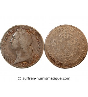 copy of LOUIS XVI - ECU AUX...