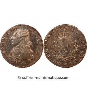 copy of LOUIS XVI - 1/2 ECU...