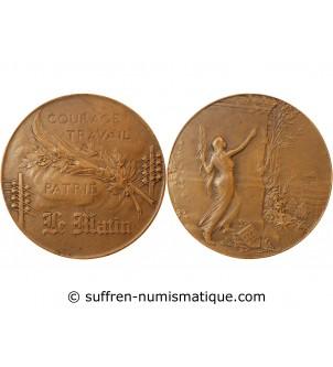 3ième République - Médaille...