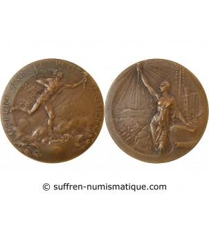 3ème République - Médaille...