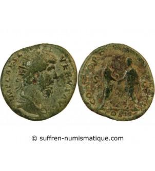 LUCIUS VERUS - AS 162 ROME