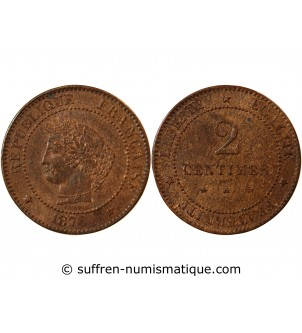 copy of CERES - 2 CENTIMES...