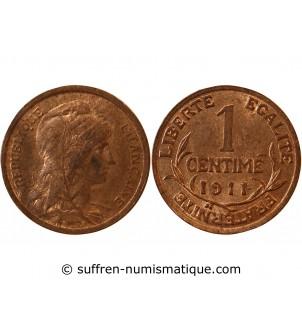 DUPUIS - 1 CENTIME 1911