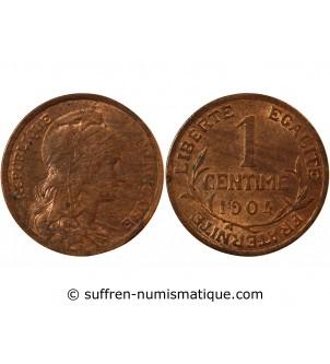 DUPUIS - 1 CENTIME 1904
