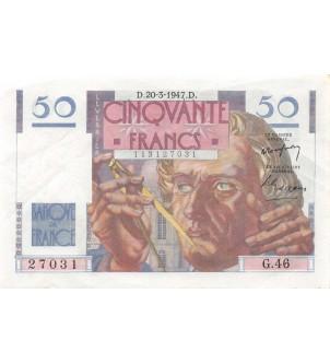 FRANCE, LE VERRIER - 50...