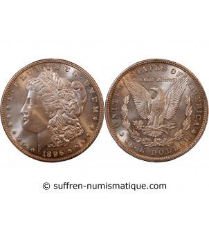 USA - MORGAN DOLLAR ARGENT...