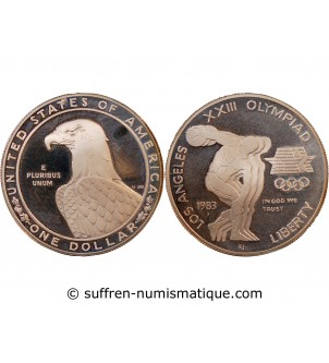 USA - DOLLAR ARGENT 1983 S...