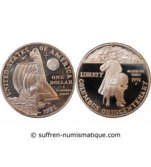 USA - DOLLAR ARGENT 1992 P...