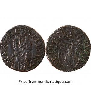 VATICAN, PAUL III - QUATTRINO