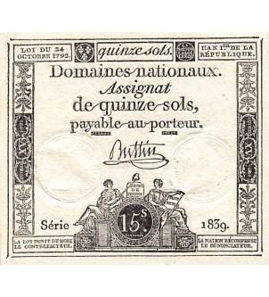 RÉVOLUTION FRANCAISE,...