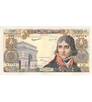 FRANCE, BONAPARTE - 100 NF...