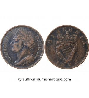 IRLANDE, GEORGES III -...