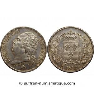 2 FRANCS LOUIS XVIII 1822 A...