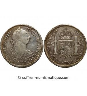 MEXIQUE - CHARLES III 2...
