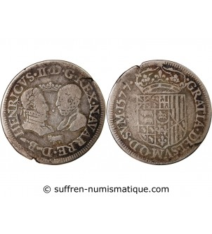 NAVARRE-BÉARN, Henri III et...