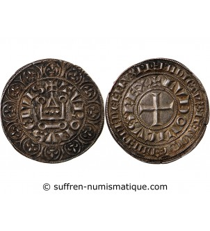LOUIS IX, dit SAINT LOUIS -...