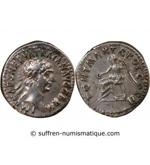 TRAJAN - DENIER ARGENT 99 ROME