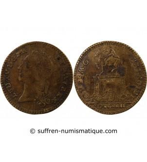 NUREMBERG, LOUIS XV – JETON...