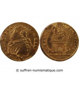 NUREMBERG, LOUIS XVI –...