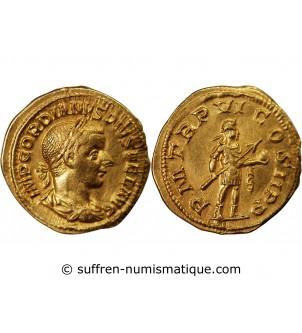 GORDIEN III - AUREUS OR 243...