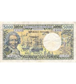 POLYNESIE FRANCAISE - 5000...