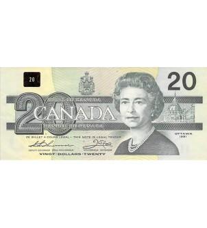 CANADA, ELISABETH II - 20...