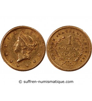 USA, LIBERTY - 1 DOLLAR OR...