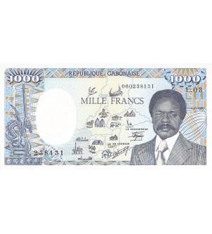 CONGO, OMAR BONGO - 1000...
