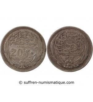 EGYPTE, HUSSEIN KAMIL - 20...