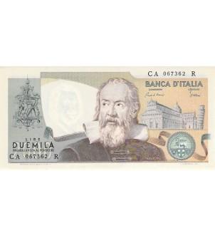 ITALIE, GALILÉE - 2000 LIRE...