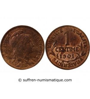 DUPUIS - 1 CENTIME 1901