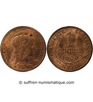 DUPUIS - 1 CENTIME 1900