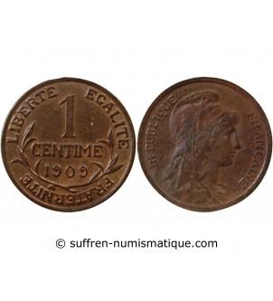 DUPUIS - 1 CENTIME 1909