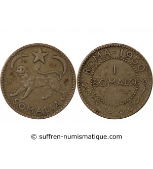 SOMALIE ITALIENNE - 1...