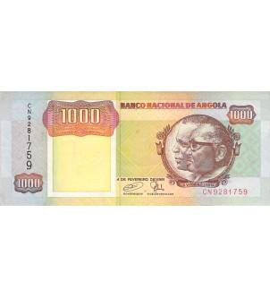 ANGOLA - 1000 KWANZAS...