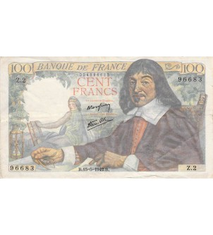FRANCE - 100 FRANCS...