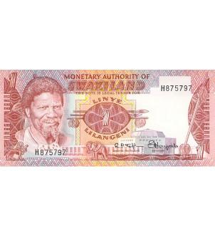 SWAZILAND, SOBHUZA II - 1...