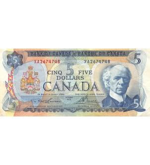 CANADA - 5 DOLLARS Lawson...