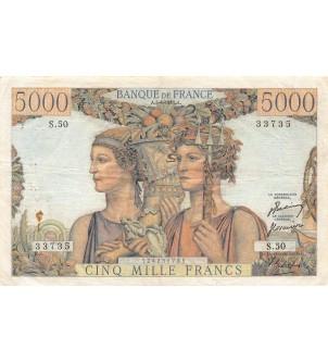 FRANCE, TERRE ET MER - 5000...