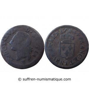 LOUIS XVI - LIARD 1784 I...