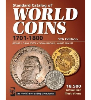 WORLD COINS 1701 - 1800